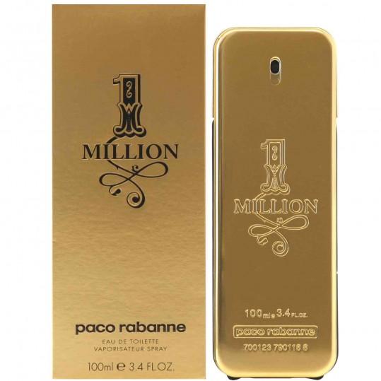 1 Million Paco Rabanne for men - عطربازان - مرجع رسمی عطر و ادکلن در ایران (4)