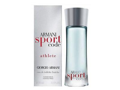 Armani Sport code Athlete