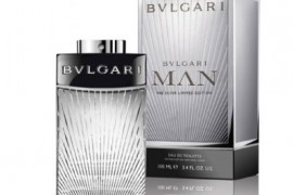 Bvlgari Man The Silver