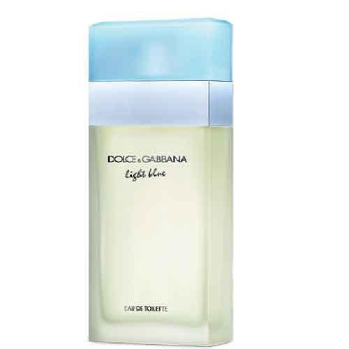 D&G Light Blue Dolce&Gabbana for women - عطربازان - مرجع رسمی عطر و ادکلن در ایران