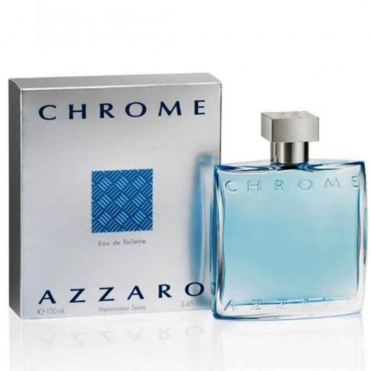 Chrome Azzaro for men - عطربازان - مرجع رسمی عطر و ادکلن در ایران