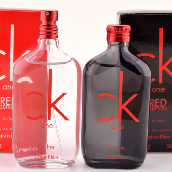 CK One Red Edition for Him 2