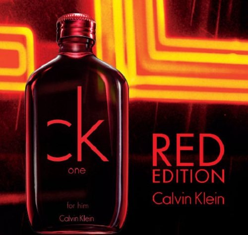 CK One Red Edition for Him 3