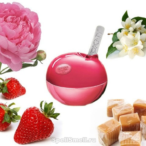 DKNY Delicious Candy Apples Sweet Strawberry 3