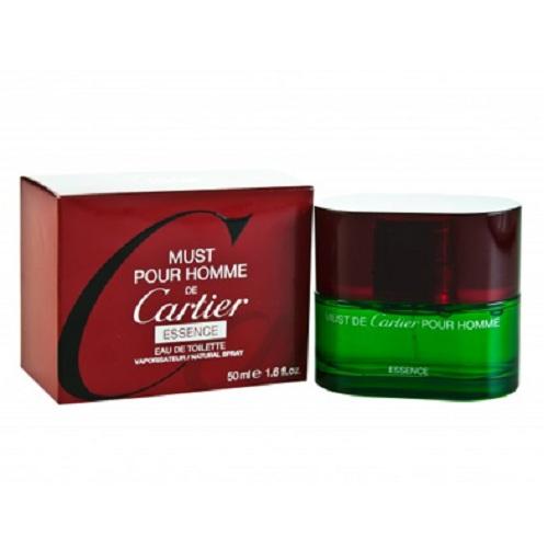 Must Cartier Pour Homme Essence