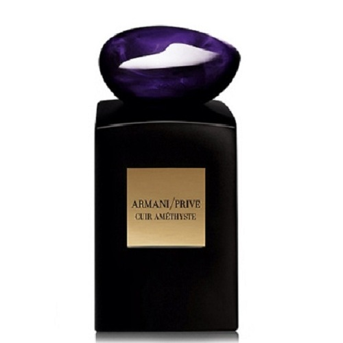 Armani Prive Cologne Spray Cuir Amethyste