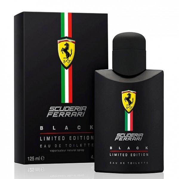 Scuderia Ferrari Black Limited Edition