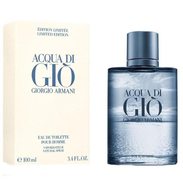Acqua di Gio Blue Edition Pour Homme 2