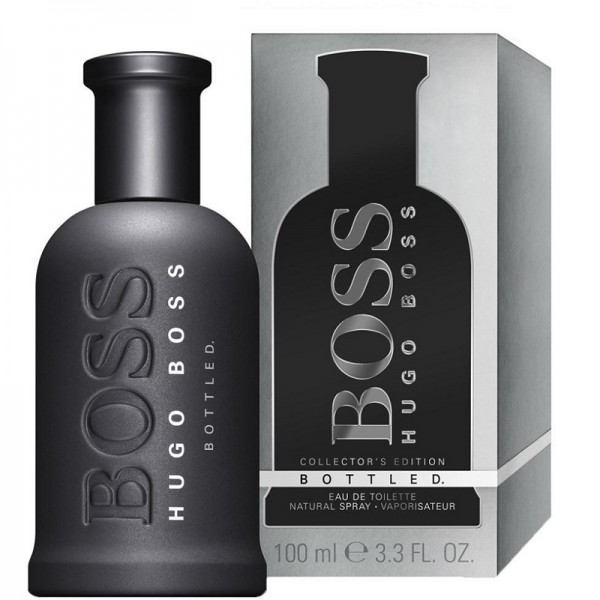 Boss Bottled Collector's Edition