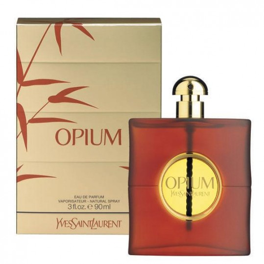 Yves Saint Laurent Opium for women EDP (2)