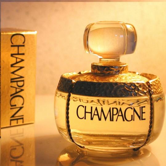 champagne parfum