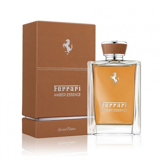 Amber Essence Ferrari for men
