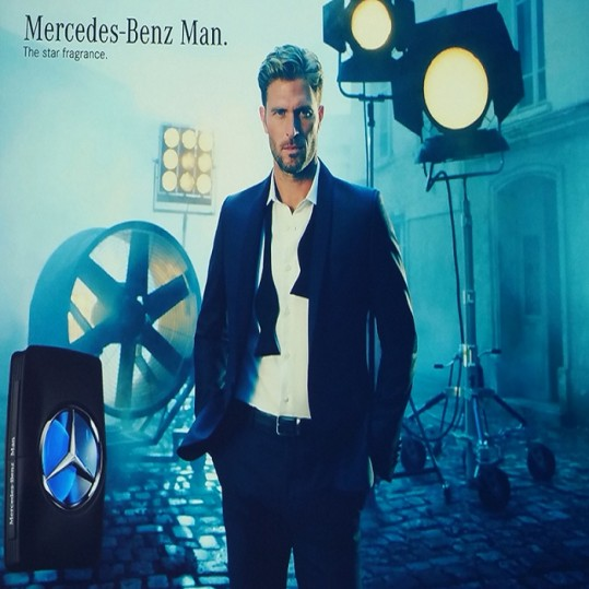 Mercedes Benz Man Mercedes-Benz for men 3