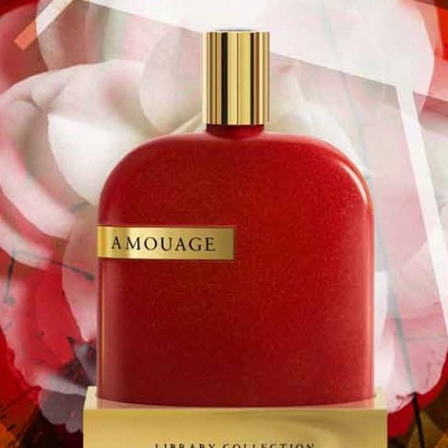 The Library Collection Opus IX Amouage for women and men 12