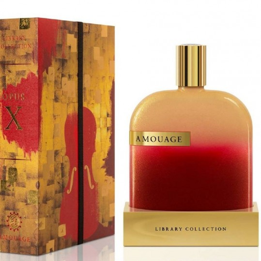 The Library Collection Opus X Amouage for women and men