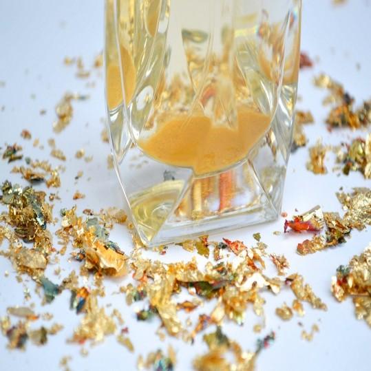Alien Eau Extraordinaire Gold Shimmer Thierry Mugler for women -فروشگاه اینترنتی عطربازان - مرجع رسمی عطر و ادکلن درایران