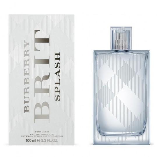 Burberry Brit Splash for Men Burberry for men -فروشگاه اینترنتی عطربازان - مرجع رسمی عطر و ادکلن درایران