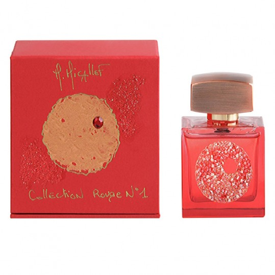 Collection Rouge No1 M. Micallef for women -فروشگاه اینترنتی عطربازان - مرجع رسمی عطر و ادکلن درایران (2)