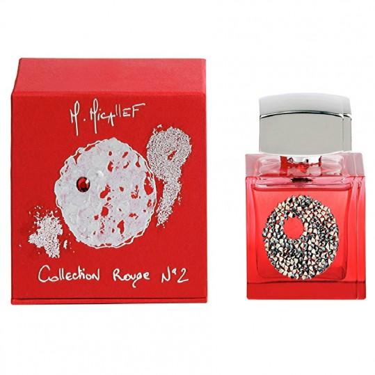Collection Rouge No2 M. Micallef for women -فروشگاه اینترنتی عطربازان - مرجع رسمی عطر و ادکلن درایران (2)