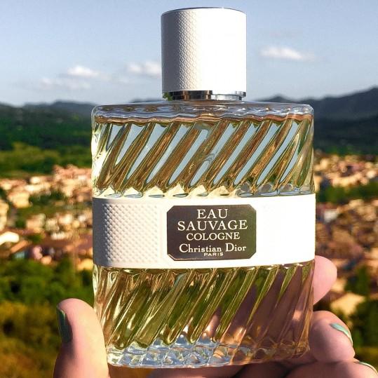 Eau Sauvage Cologne Christian Dior for men -فروشگاه اینترنتی عطربازان - مرجع رسمی عطر و ادکلن درایران (6)