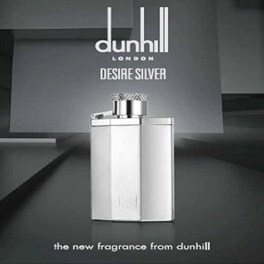 فروشگاه اینترنتی عطربازان ؛ مرجع رسمی عطر و ادکلن در ایران-Desire Silver Alfred Dunhill for men
