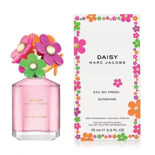 فروشگاه اینترنتی عطربازان ؛ مرجع رسمی عطر و ادکلن در ایران-Daisy Eau So Fresh Sunshine Marc Jacobs for women