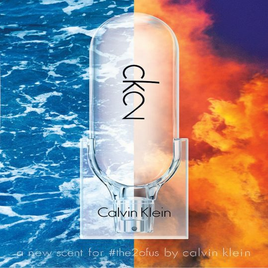CK2 Calvin Klein for women and men - عطربازان (2)