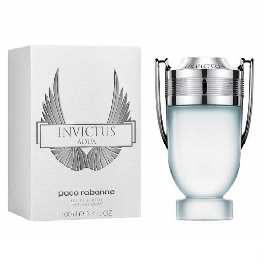 عطربازان - Invictus Aqua Paco Rabanne for men
