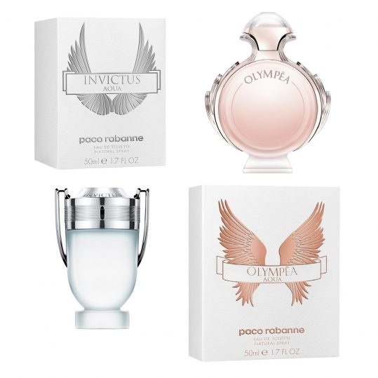 عطربازان - Olympea Aqua Paco Rabanne for women (3)