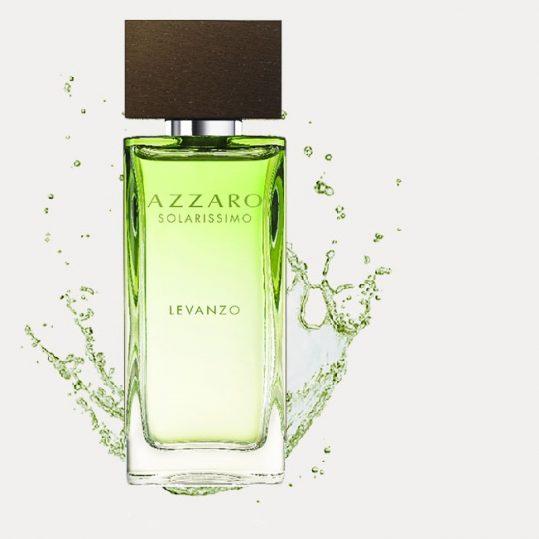 Solarissimo Levanzo Azzaro for men - فروشگاه عطربازان